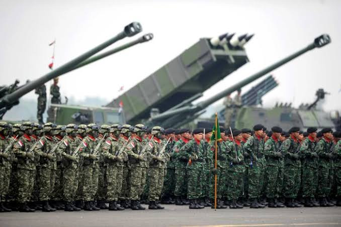 Global Fire Power Rilis Data Militer Terkuat Dunia ...